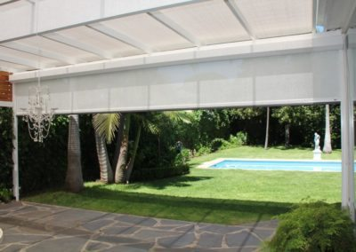 Outdoor Executive Blinds - South Australia
