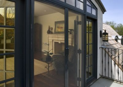 Phantom Retractable Door Screens installed in Victoria