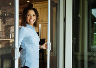 Durable & easy-to-operate door screens for all door styles