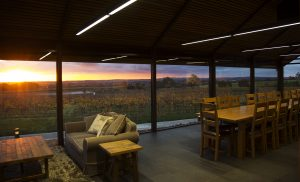 Motorised Executive Screens at Grant Burge Winery, Barossa Valley, SA
